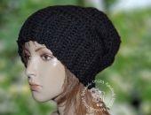 czapka   czarna 3