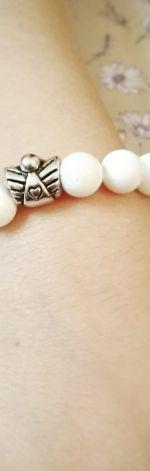 na Komunię :: aniołek & muszla :: silver