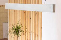 Lampa betonowa LONG CUBE 150cm
