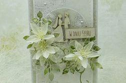 Kartka ślubna z młodą parą vol.5 w pudełku