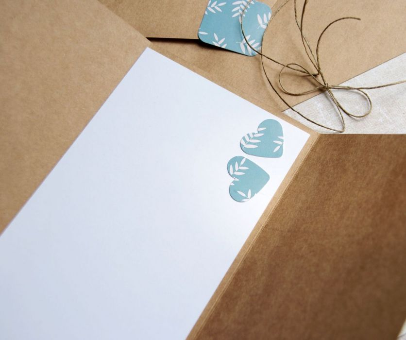 kartka - kopertówka :: ślubna
