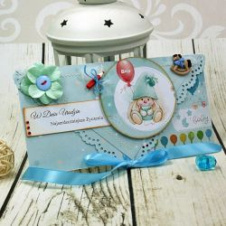 Kartka urodzinowa dla chłopca