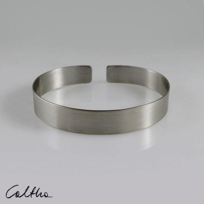 Satyna - srebrna bransoletka 190216-01