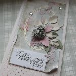 Kartka ślubna #2 -