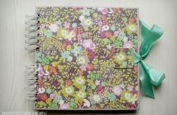 album kwiaty