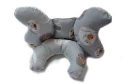 Komplet podróżny Animals grey