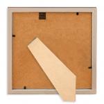 Obrazek origami wiszący lub stojący Ryba - Tył
