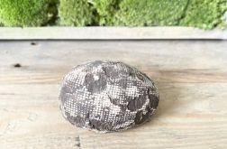 Jajko ceramiczne koronka