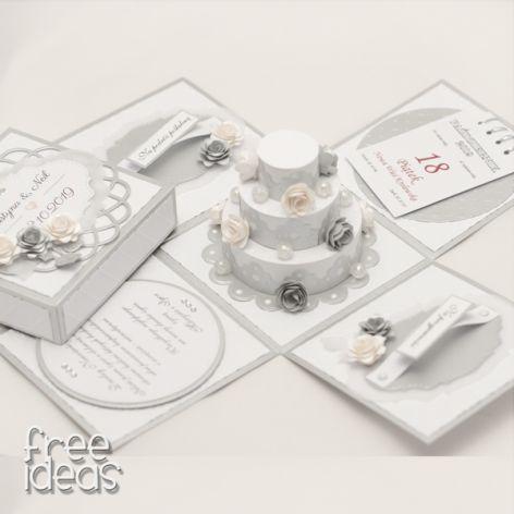 Pudełeczko dla Młodej Pary EBS19016