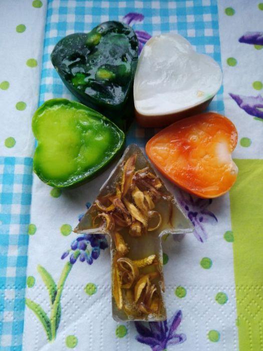 Mydełka od wskazówki do serca - np na prezent