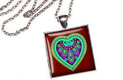 FOLK HEART |::| piękny naszyjnik styl Orientu