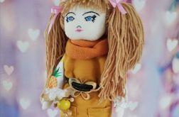 Maileg doll, miękka lalka, bawełniana lala