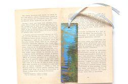 Zakładka do książki jezioro 4
