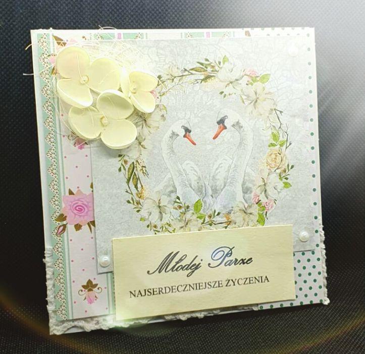 Kartka ślubna #2  - 2