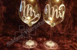 Kieliszek na wino wysoki
