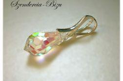 Zawieszka Swarovski Drop 15mm Crystal AB