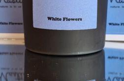 Świeca Mastica White Flower-świeca sojowa,weg