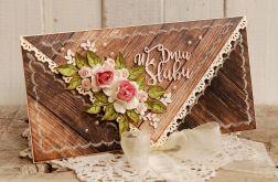 W Dniu Ślubu #15 (kopertówka)