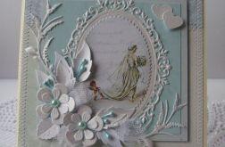Kartka na ślub - 1