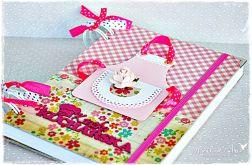 Słodki Przepiśnik - aż 150 kartek