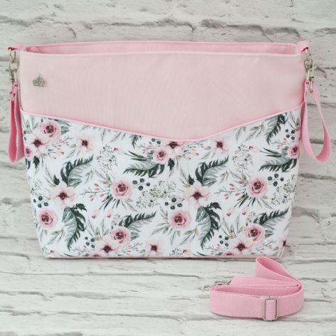 ORGANIZER do wózka Wild Blossom / Róże