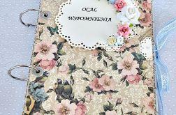 Ogród wspomnień - pamiętnik