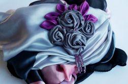Broszka Róże