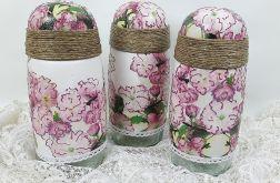Kwitnąca jabłoń - 3 pojemniki na sypkie produkty