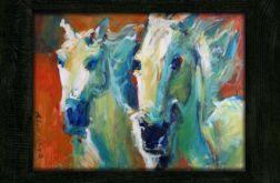 Końskie portrety...........