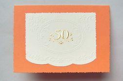 Kartka 50 lat
