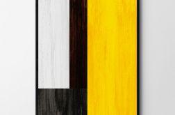 Plakat abstrakcja #3 50X70 B2