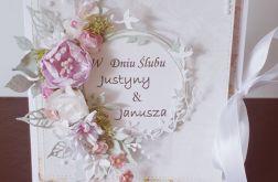 Ślub...Rocznica...karnet