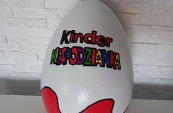 Jajko niespodzianka 30cm