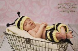 Komplet pszczółka do sesji