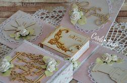 box z pudełkiem na biżuterię