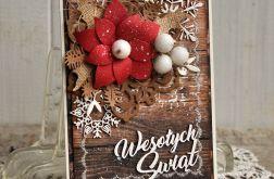 Wesołych świąt #14 (kartka z kopertą)