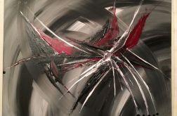 Obraz abstrakcja 50x40