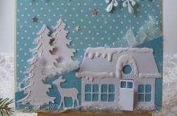 Kartka bożonarodzeniowa 18