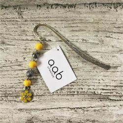 Zakładka do książek Żółty Kwiat (333700)