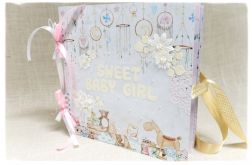 Album Scrapbooking ~Sweet Little Girl~