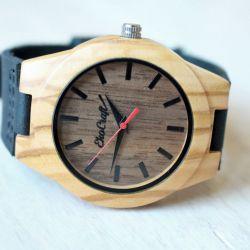 Damski drewniany zegarek OSPREY