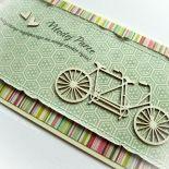 Kolorowa kartka ślubna TANDEM