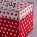 Herbaciarka - czerwone kropki