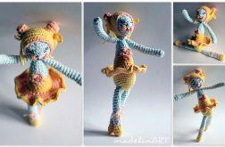 Zabawka przytulanka BALETNICA