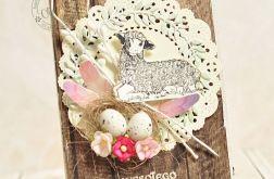 Wielkanocny baranek II