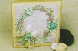 Karnet..Wiosennie...Wielkanocny czas
