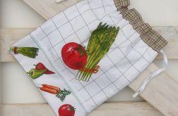 "Worek kuchenny ""pomidor i szparagi"""