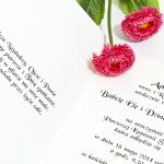 Zaproszenia na Komunię Świętą Kielich