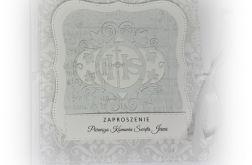 Zaproszenie Komunia, Chrzest...11