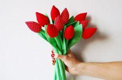 Tulipany czerwone 10